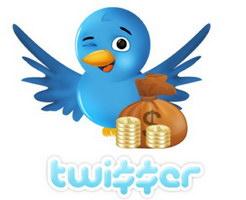 Заработок на сервисе микроблогов Twitter